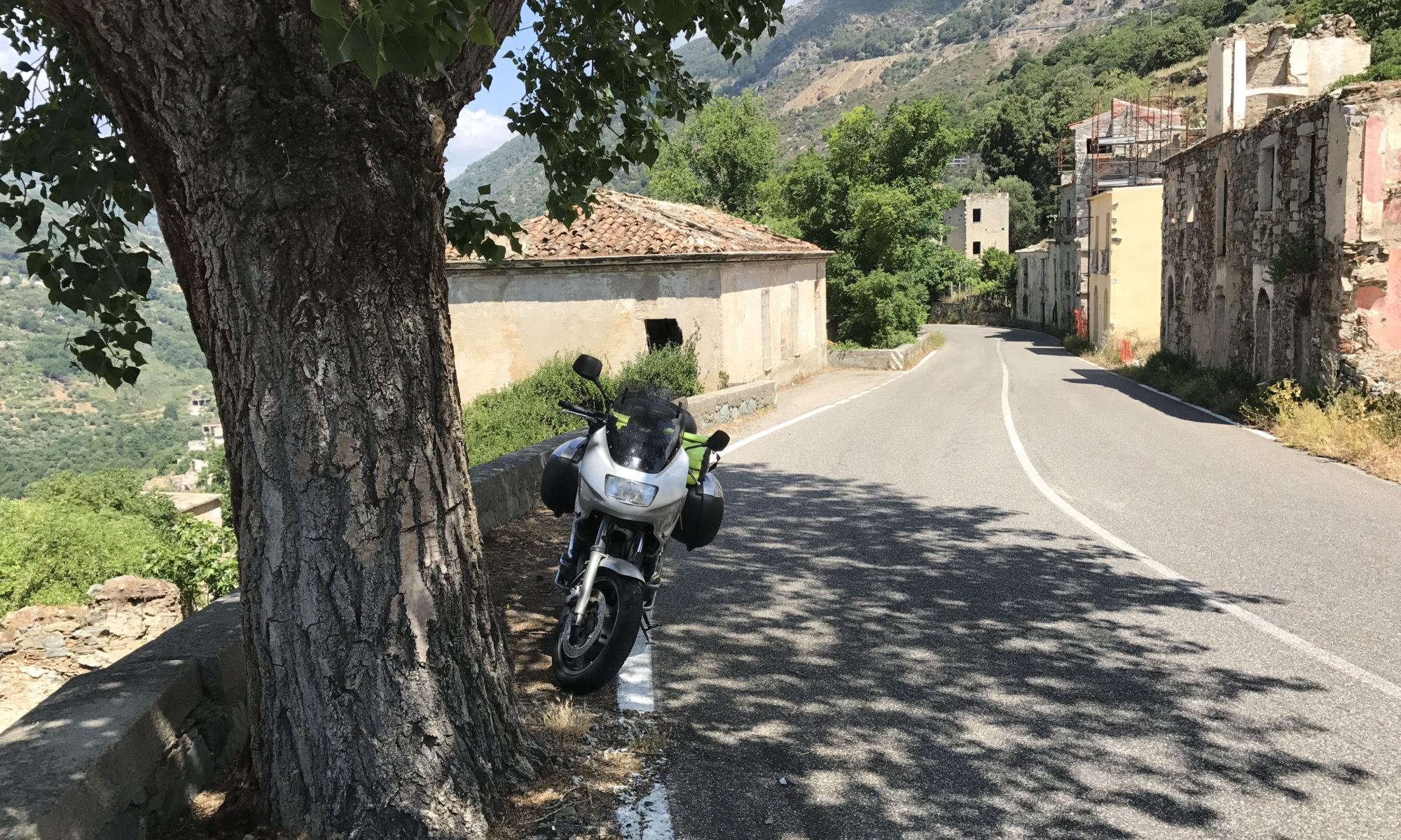 Sardinien Motorradtour 2017
